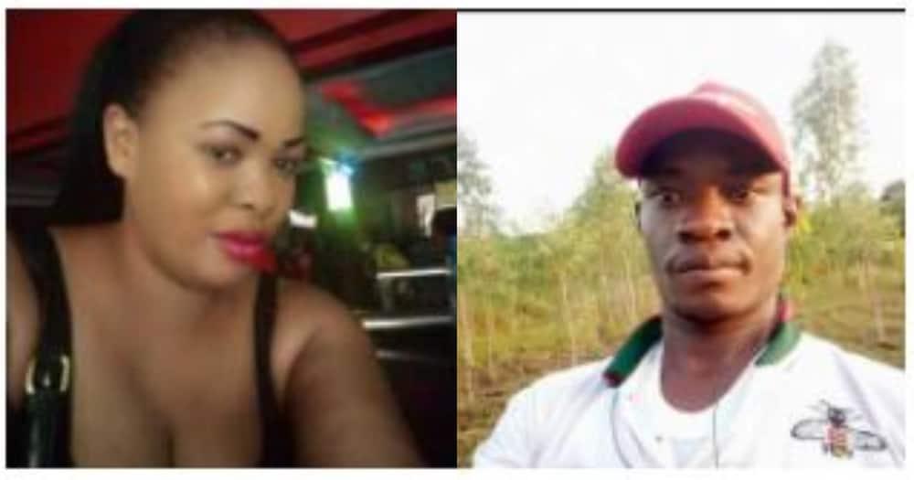 Demu Alalamika Baada ya Jamaa Kulamba Asali kwa Masaa Mawili Mfululizo