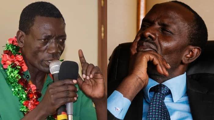 Keti Kando Uwachane na KNUT, Katibu Oyuu Ampasha Mtangulizi Wake Sossion