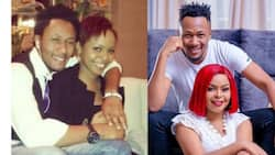 DJ Mo Thanks Size 8 for Being His Wife, Helping Him Grow while Celebrating Her Birthday
