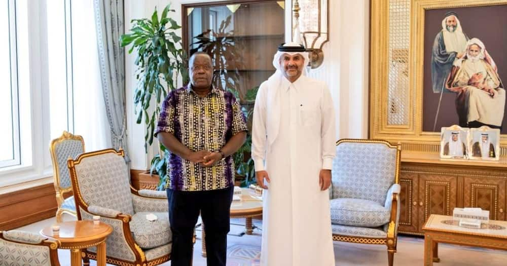 Matiang'i is in Qatar to strengthen ties.