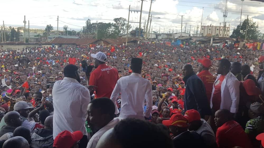 Sababu za msanii Harmonize kupuuza mwaliko wa Jubilee katika kampeni za Kibra