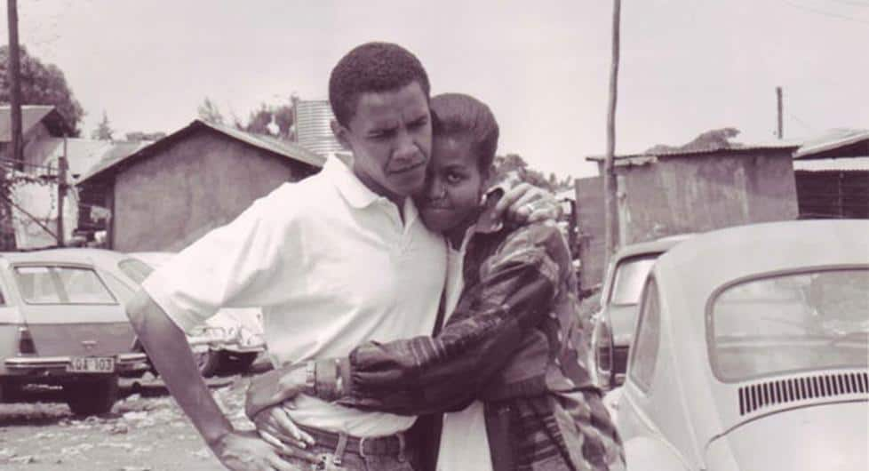 Michelle Obama reveals she was angry at Obama for bringing her to Kenya before they got married