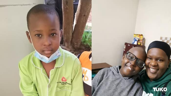 Jayson Njue: 7-Year-Old Boy Battling Rare Blood Cancer in Need of KSh 5 Million for Treatment