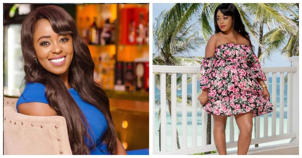 Lilian Muli in Tears After Friends Throw Thoughtful Surprise Party on Her Birthday