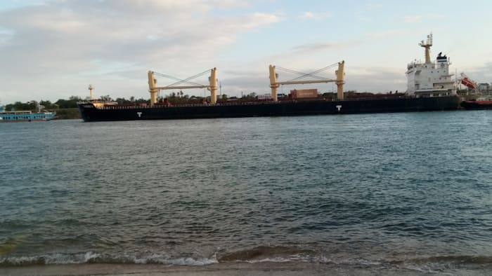 Scare at Likoni Channel after Ship Develops Technical Hitch Mid Sea