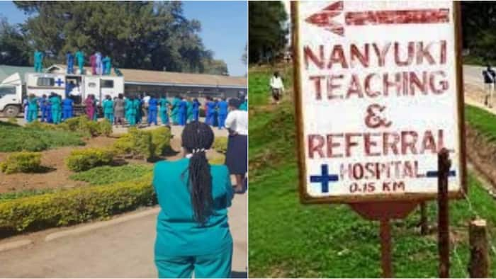 Laikipia County Sacks 2 Nurses Who Left Patient to Die as They Attended Birthday Party