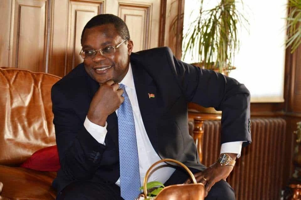 Senate Speaker Ken Lusaka denies receiving Anne Waiguru's impeachment motion