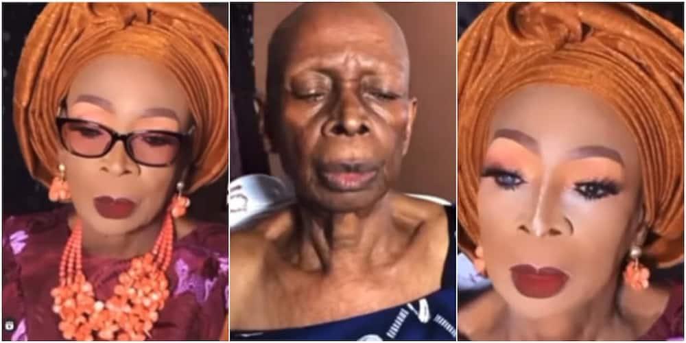 """""""Shosh"""" mwenye Ageuka Kichuna Baada ya Kupakwa 'MakeUp'"""