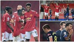 Man United wapelekea Southampton hasira, wawakunguta 9-0 bila huruma
