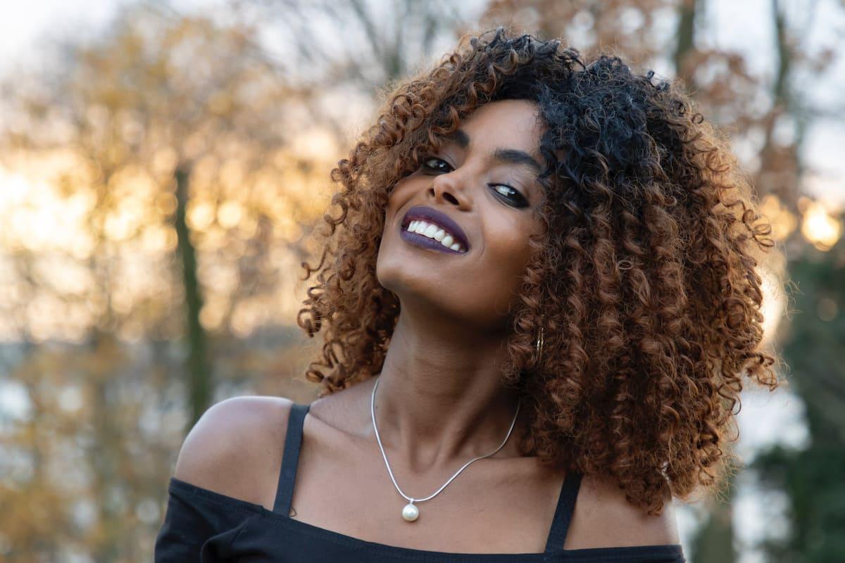 Fashion Idol weaves in Kenya