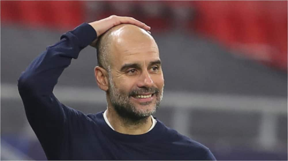 Pep Guardiola picks out Man Utd player he admires the most ahead of derby showdown