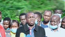 Oscar Sudi Claims William Ruto Was Barred from Traveling to Tanzania, Opted for Uganda Trip