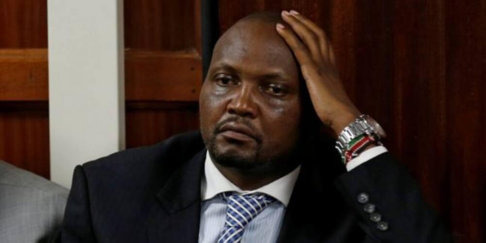 Kiambu: Mkazi awasilisha kesi mahakamani akitaka Moses Kuria kuondoka afisini