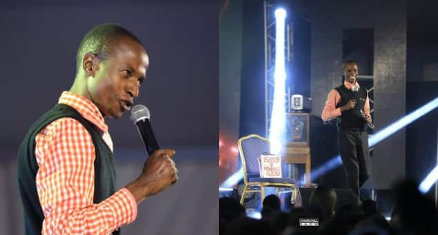 Eric Omondi says late comedian Njenga Mswahili cried for help but no one assisted him