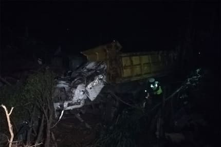 Lorry rams house in Nyeri killing two children who were watching TV
