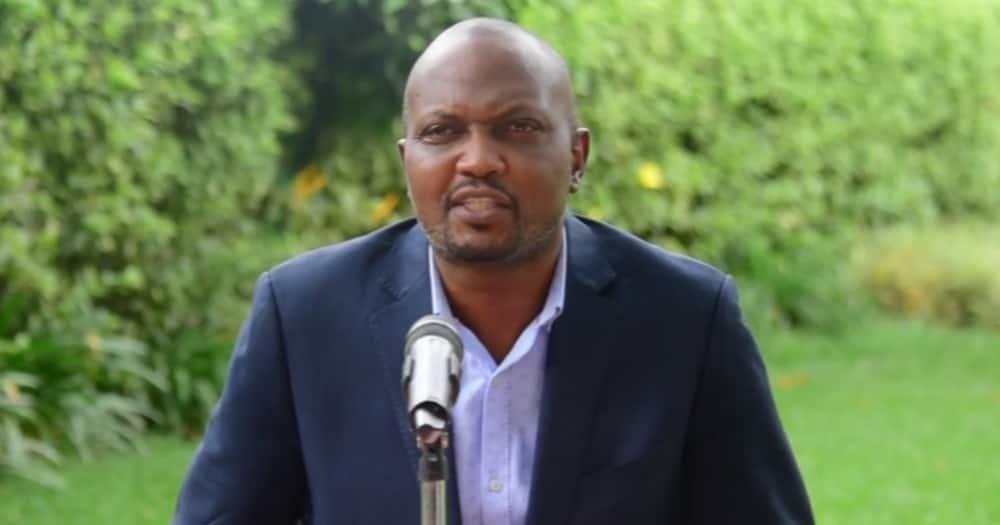Kuria said Uhuru had openly betrayed those who supported him.