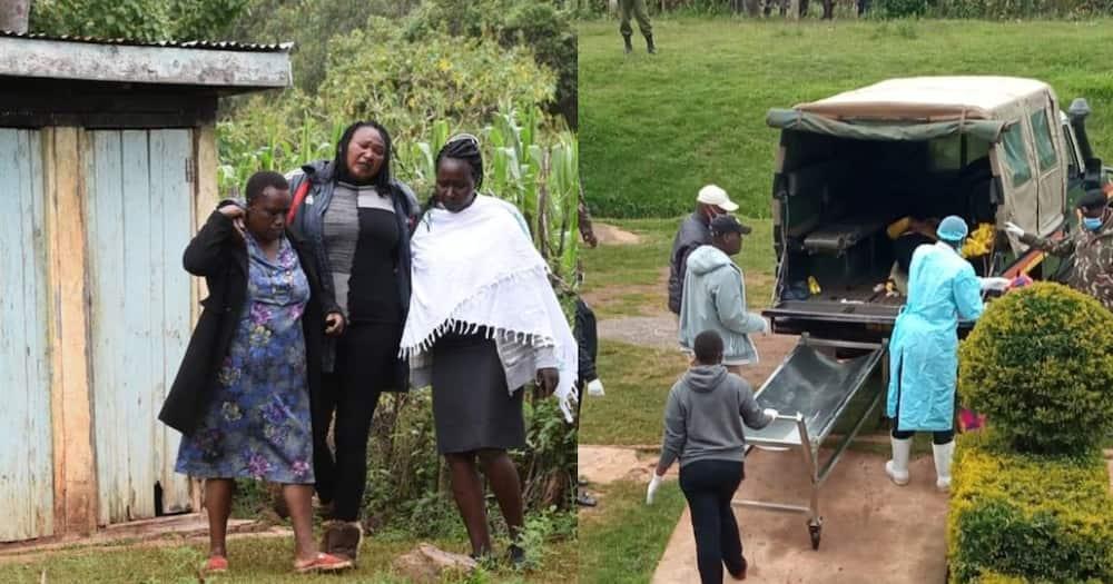 Ni Wazi Msichana Wangu Alijimaliza, Babake Kangogo Asema