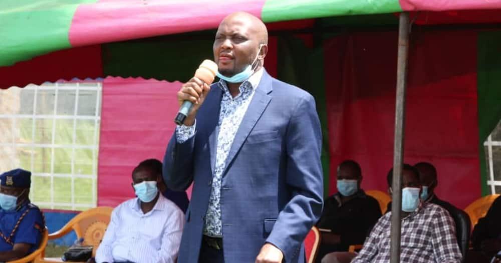 "Moses Kuria Exudes Confidence UDA Will Trounce Jubilee Again: ""Mazishi ni Kiambaa"""