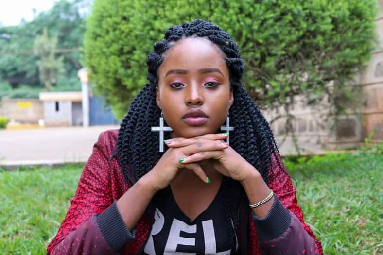 Lady who cheated with Terrence Creative accuses comedian's wife of  threatening her ▷ Tuko.co.ke