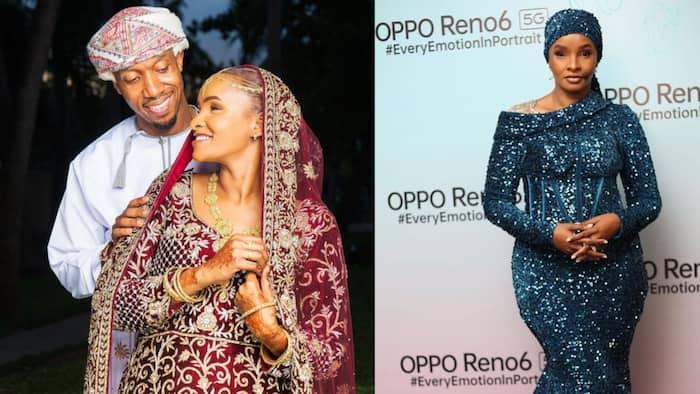 "Rashid Abdalla Raves about Wife Lulu Hassan's Hourglass Body: ""Mrs Rashid Abdalla"""
