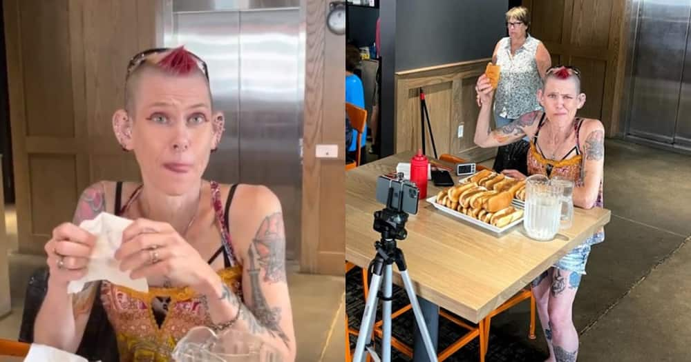 Woman Eats 50 Chili Dogs in 22 Minutes to Set Record at Michigan Bar