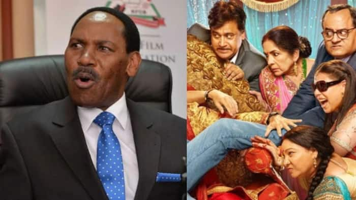 Ezekiel Mutua bans Indian movie over gay theme, says film is worse than previously banned