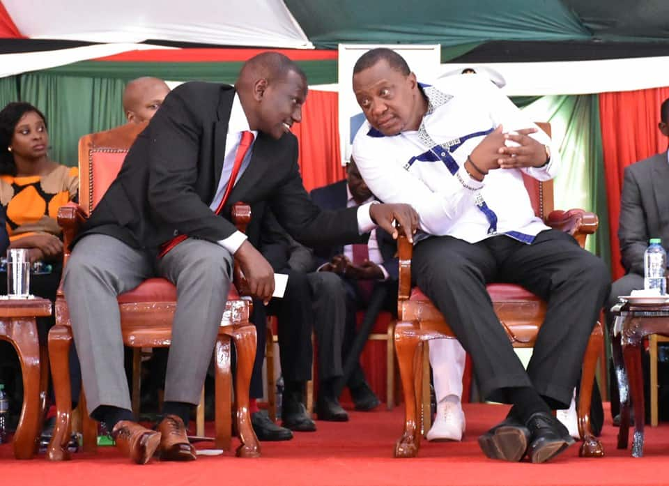 RaRua: Mutahi Ngunyi Akarabati Muungano Mpya wa Raila na Karua