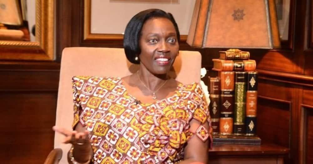 Narc Kenya party leader Martha Karua. Photo: NARC Kenya