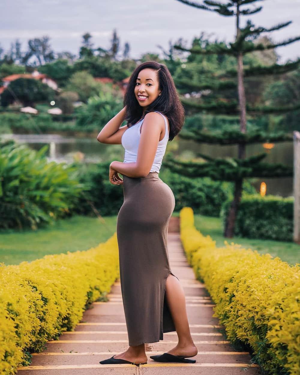 YouTuber Natalie Tewa says she's taken, denies dating a mheshimiwa