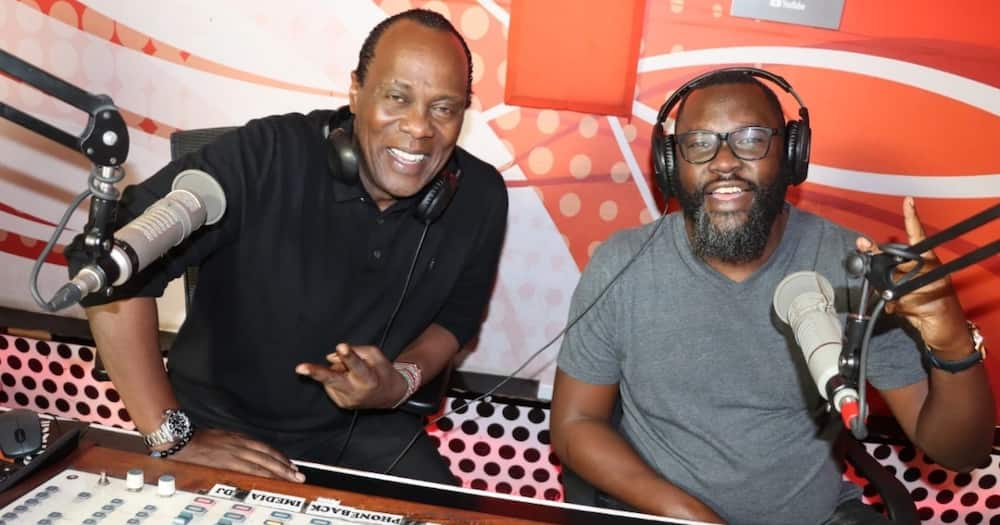 Nick Odhiambo Adunda Hot 96 Kufanya Kazi na Jeff Koinange