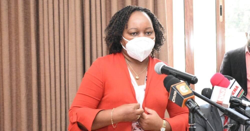 "Anne Waiguru Admits Jubilee is on Verge of Sinking: ""The Rains Have Beaten Us"""
