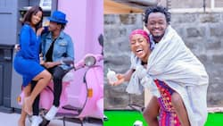 11 Delightful Photos of Bahati, Wife Diana Marua Which Prove True Love Exists