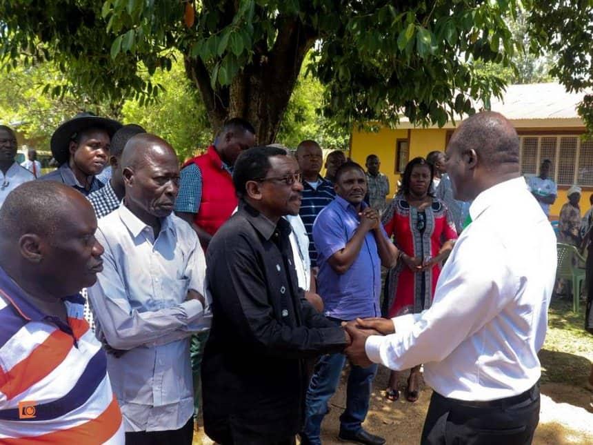 David Murathe says Senator James Orengo not fit to serve as Siaya county governor