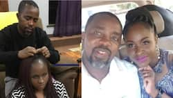 Mercy Masika's Husband Remembers Thinking They Were Only Meant to be Friends Before Wedding
