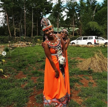 Former TV girl Irene Choge weds in beautiful traditional ceremony