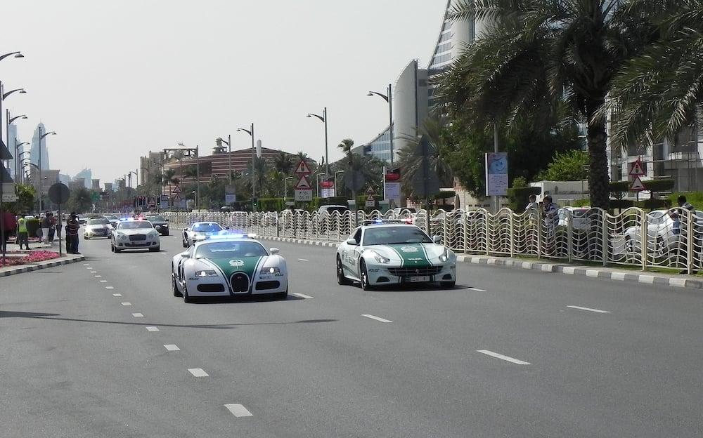 Dubai traffic fines: list, inquiry, payment