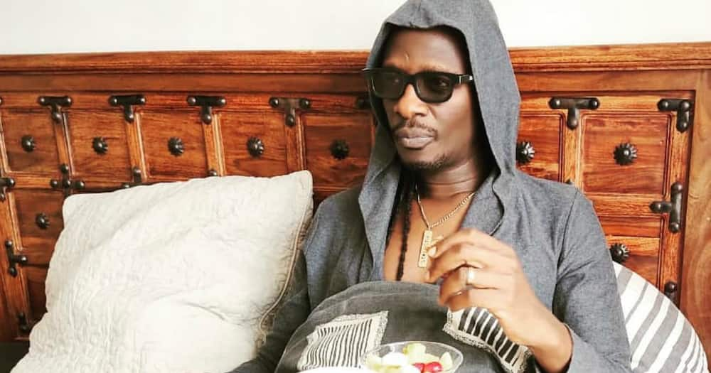 Nameless hilariously advises young girls against men with six pack