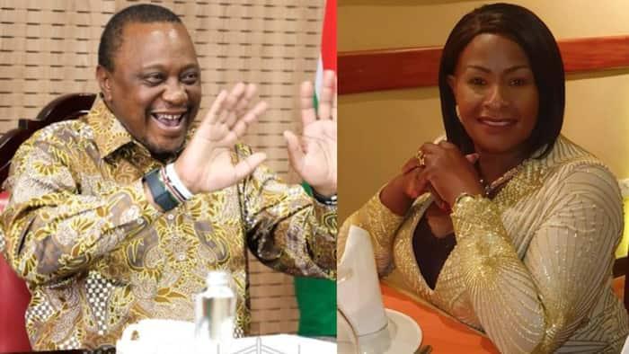 I'm ready to wash Uhuru's feet to bring development to our people - Wavinya Ndeti