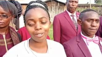 COVID-19: Tough Economic Times Force Broke Couple to Wed without Gown to Minimise Cost