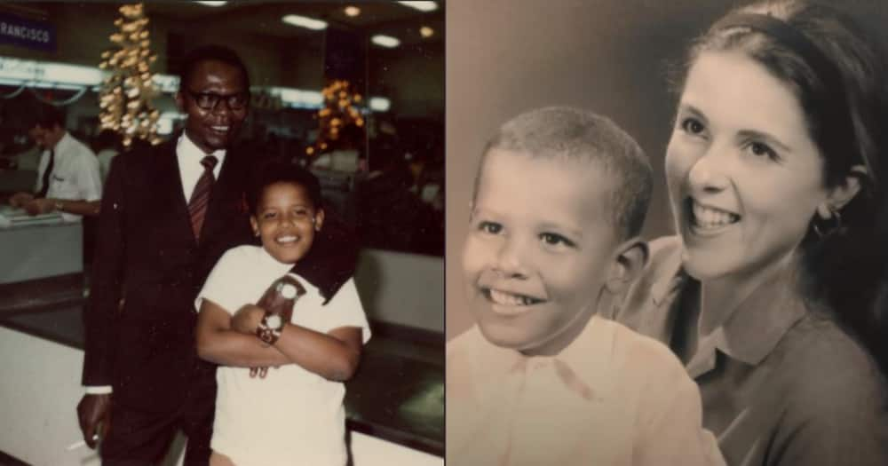I Didn't Really Know My Father, Barack Obama Recounts His Childhood