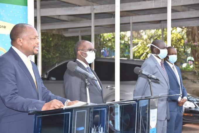 COVID-19: Waziri Kagwe asema wanaotoroka karantini watakabiliwa kisheria