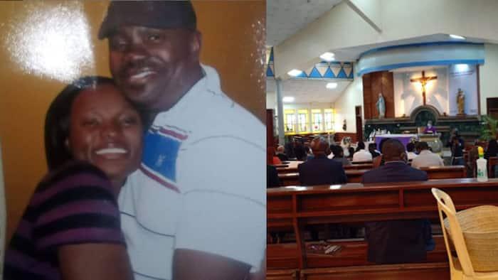 "Benjamin Ayimba's Baby Mama Nyaboke Moraa Attends Rugby Legend's Mass: ""Go Well"""