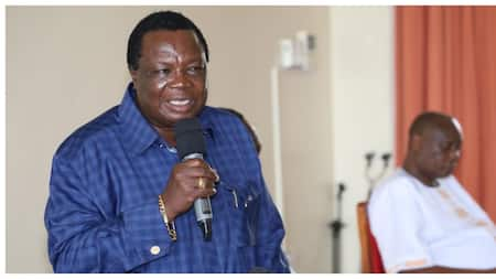 Deep State Knows Who's Going to Be Kenya's Fifth President, Francis Atwoli