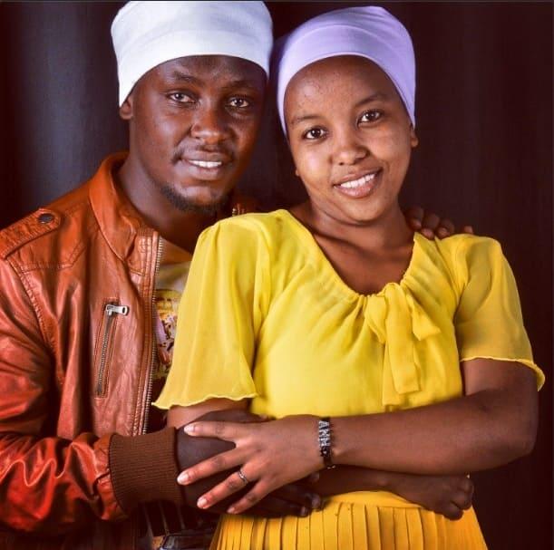 Kiriro hitmaker Allan Aaron's wife confirms hubby dumped her after securing US Visa