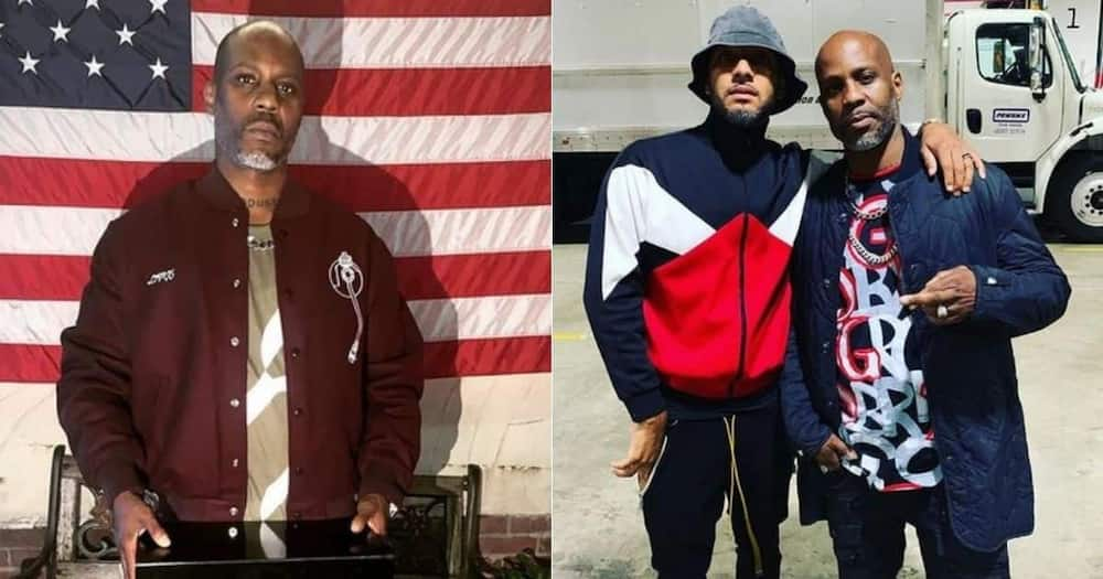 BET Awards, Swizz Beatz, Busta Rhymes, Method Man, DMX, tribute