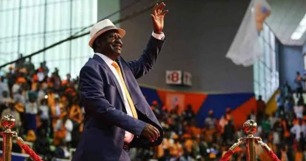 """Raila says he is concerned about rising mental illness cases across country: """"Let's reach out"""""""