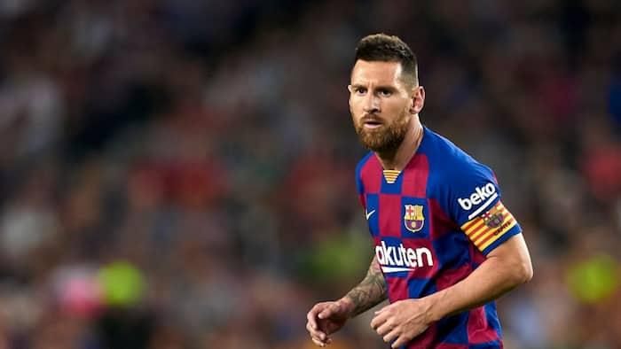Lionel Messi akumbana na jeraha lingine katika mechi yake ya kwanza msimu huu