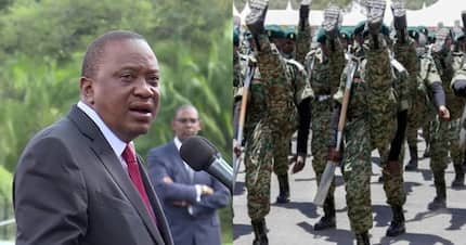 Uhuru roars fire against looters of NYS cash