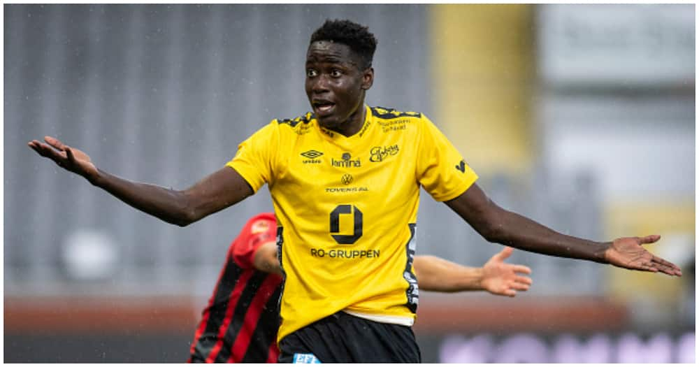Joseph Okumu: Harambee Stars defender happy after helping Elfsborg qualify for Europa League