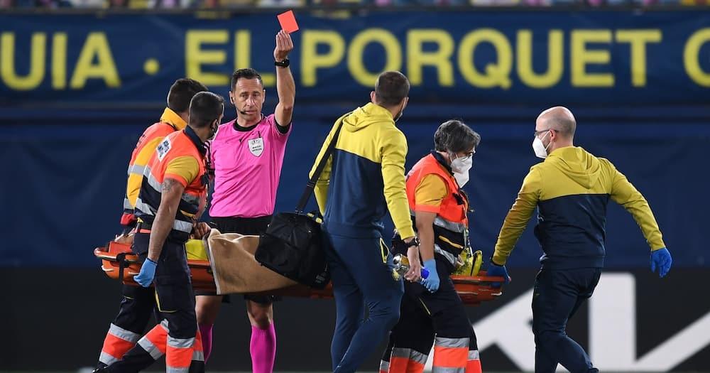 Villareal edge Arsenal 2-1 in drama-packed Europa League semi-final first leg